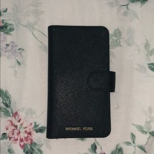 Michael Kors Iphone X Case With Card holder & cash